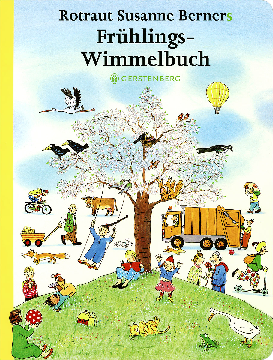 Fruhlings-Wimmelbuch winter wimmelbuch midi ausgabe