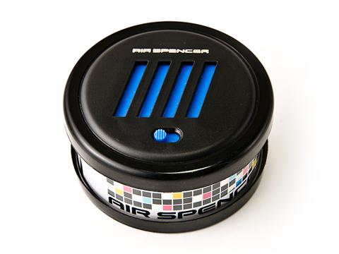 Ароматизатор меловый Eikosha Spirit-21 - Squash автомобильные ароматизаторы chupa chups ароматизатор воздуха chupa chups chp801