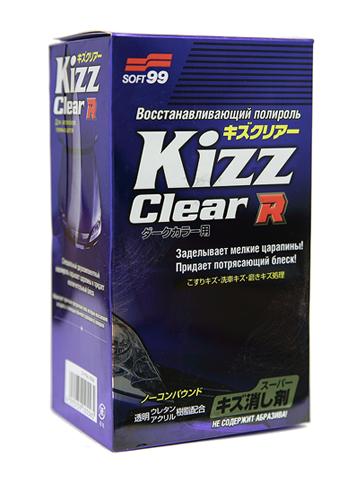 Полироль для кузова Soft99 Kizz Clear R D, восстанавливающий, для темных автомобилей, 270 мл10556/10156Soft99 Kizz Clear R D - это средство, избавляющее от царапин. Прозрачная смола заделывает царапины и придает блеск. Защищает корпус от вредного воздействия ультрафиолетовых лучей, кислотных осадков и выгорания. Водоотталкивающий эффект! Машина заблестит как новая. Поверхность приобретет зеркальный блеск. Не содержит абразива. Прилагается специальная мелкопузырьковая губка, делающая процесс нанесения полировки легким и приятным. Разделите губку на две части. Если одна половина губки испачкалась, воспользуйтесь второй. Губку можно мыть водой и после сушки использовать повторно. Эффект от применения Soft99 Kizz Clear R Dна 150% выше, чем эффект от применения других аналогичных средств.