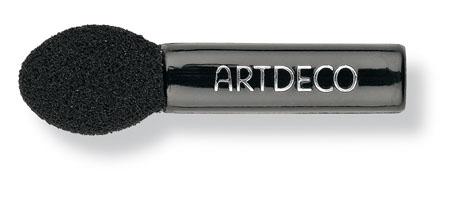 ARTDECO Аппликатор для теней Duo6017Подходит для двойной и трио коробок.Для многоразового использования. Можно мыть. Товар сертифицирован.