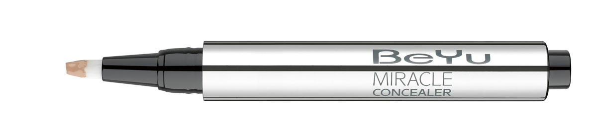 BeYu Консилер Hydro Miracle Concealer, увлажняющий, тон №2, 2,5 мл3873.2Увлажняющий консилер BeYu Hydro Miracle Concealer быстро и эффективно скрывает темные круги под глазами.Светоотражающие частицы скрывают морщинки и мелкие несовершенства кожи, создавая идеальный ровный тон. Инновационный состав увлажняет и защищает нежную кожу вокруг глаз.Благодаря аппликатору в форме кисти и легкой текстуре, консилер легко наносить на зону вокруг глаз и обеспечивает комфорт в течении всего дня.Научные тесты показали, что при ежедневном использовании (28 дней) повышается увлажненность кожи увеличивается на 37%, кожа становится более эластичной. Подходит для чувствительной кожи. Товар сертифицирован.
