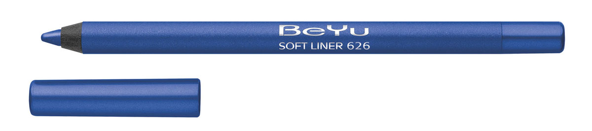 BeYu Карандаш для глаз Soft Liner, универсальный, тон №626, 1,2 г34.626Мягкая текстура карандаша Soft Liner легко и приятно наносится на нежную кожу век. Уникальный состав на основе масел. Абсолютно гипоаллергенен. Благодаря стойкой формуле карандаш фиксируется уже через минуту и становится водостойким. При этом он легко растушевывается, оставляя на веках насыщенный ровный цвет. Огромная цветовая палитра дает простор для творчества, а удобная пластиковая упаковка защищает грифель от сколов. Этот стойкий карандаш для дневного и вечернего макияжа - абсолютный must-have каждой косметички! Товар сертифицирован.