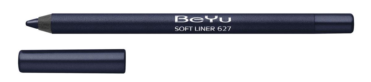 BeYu Карандаш для глаз Soft Liner, универсальный, тон №627, 1,2 г34.627Мягкая текстура карандаша Soft Liner легко и приятно наносится на нежную кожу век. Уникальный состав на основе масел. Абсолютно гипоаллергенен. Благодаря стойкой формуле карандаш фиксируется уже через минуту и становится водостойким. При этом он легко растушевывается, оставляя на веках насыщенный ровный цвет. Огромная цветовая палитра дает простор для творчества, а удобная пластиковая упаковка защищает грифель от сколов. Этот стойкий карандаш для дневного и вечернего макияжа - абсолютный must-have каждой косметички!Товар сертифицирован.