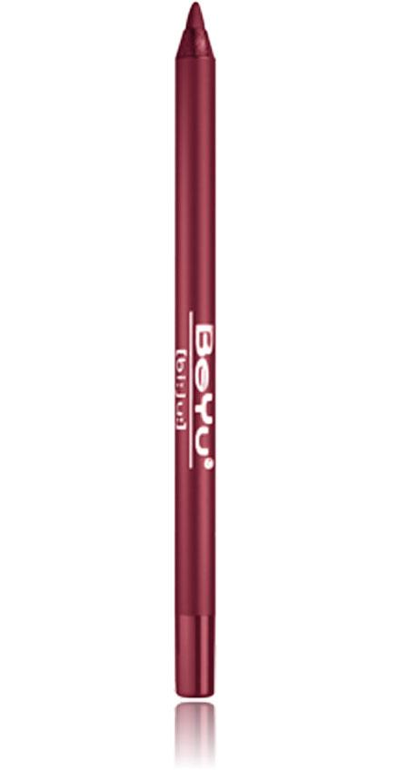 BeYu Карандаш для губ, универсальный, тон №551, 1,2 г34.551Мягкая текстура карандаша Soft Liner легко и приятно наносится на нежную кожу губ. Благодаря стойкой формуле карандаш фиксируется уже через минуту и становится водостойким. При этом при необходимости он легко растушевывается. Широкая цветовая палитра дает возможность идеально подобрать карандаш к помаде, а удобная пластиковая упаковка защищает грифель от сколов. Товар сертифицирован.