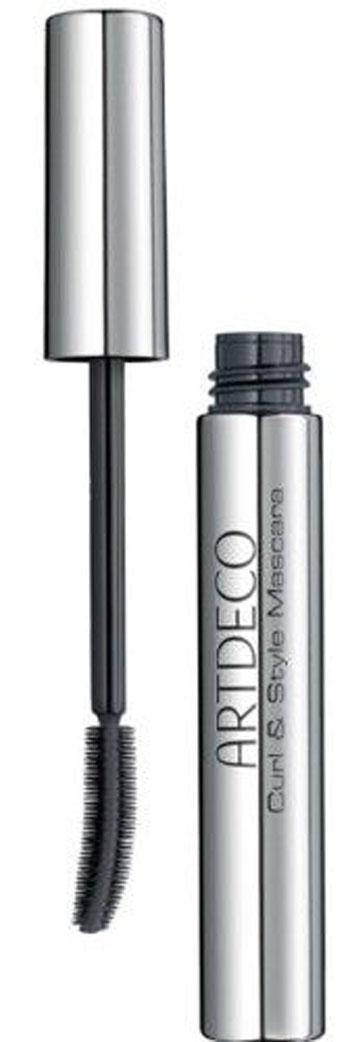 Artdeco Тушь для ресниц Curl & Style, оттенок 10 (черный), 8 мл тушь для ресниц artdeco all in one mascara 1