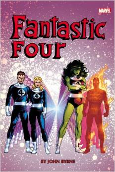 Fantastic Four by John Byrne Omnibus. Volume 2 free shipping 500pieces fuel injection corrugated rubber seals o ring size16 9 5 86mm for oem 23250 0c020 ay s4007