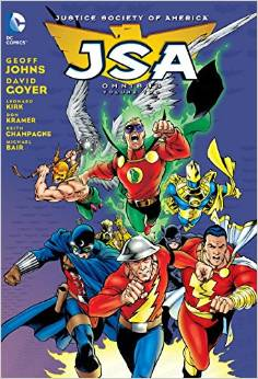 JSA Omnibus Vol. 2 james robinson jsa the golden age deluxe edition