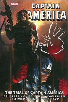 Captain America: The Trial of Captain America Omnibus 1 6 atx022 civil war captain america winter soldier bucky figure and clothing set
