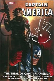 Captain America: The Trial of Captain America Omnibus