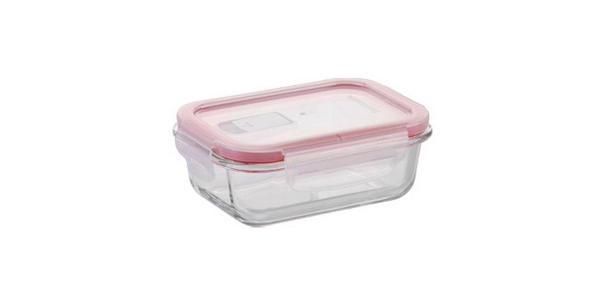 Контейнер Tescoma Freshbox Glass, 400 мл892170Контейнер Tescoma Freshbox Glass, изготовленный из термостойкого боросиликатного стекла, отлично подходит для хранения, запекания и подогрева пищи. Контейнер оснащен герметичной пластиковой крышкой с силиконовой прокладкой, благодаря чему, продукты более длительное время остаются свежими и не вытекают в процессе транспортировки. Крышка снабжена клапаном для отвода пара, что позволяет разогревать пищу в микроволновой печи с закрытой крышкой. Контейнер стойкий к температурам от -18°C до 110°C (с крышкой) и до 240°C (без крышки).Подходит для холодильников, морозильных камер, всех видов духовок (без крышки), микроволновой печи и посудомоечной машины.