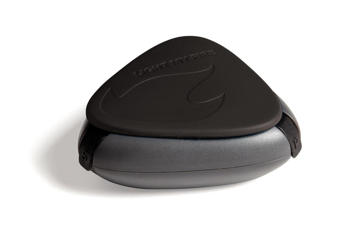 Коробочка для специй Light My Fire SpiceBox, цвет: черный деревянная коробочка