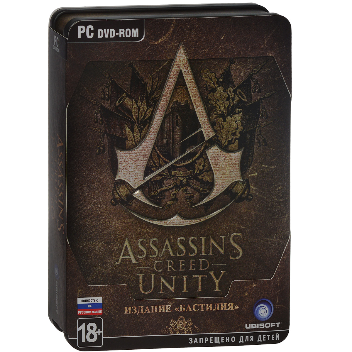 Assassin's Creed: Единство. Bastille Edition (5 DVD), Ubisoft Entertainment