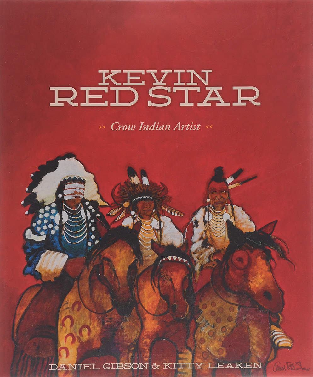 Kevin Red Star: Crow Indian Artist editor
