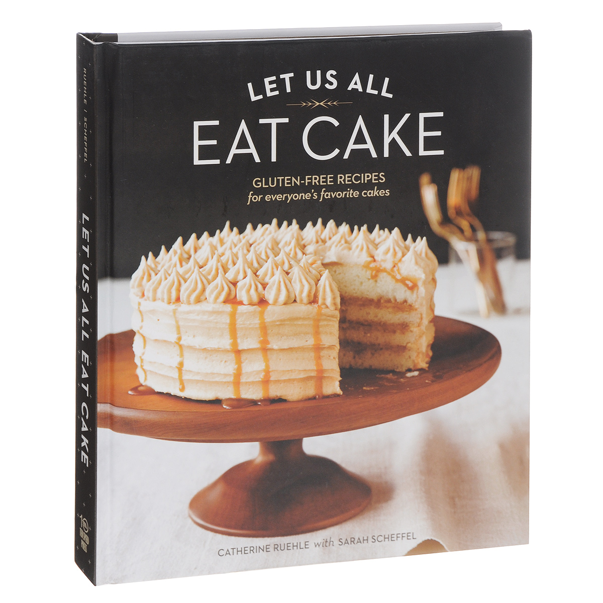 Let Us All Eat Cake: Gluten-Free Recipes for Everyone's Favorite Cakes shanghai special food cake snacks aolijia walnut cakes 200g