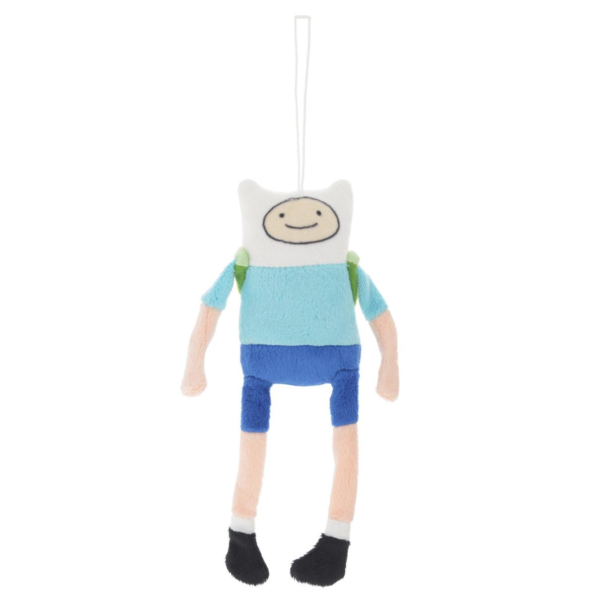 "Мягкая игрушка Adventure Time ""Финн"", 19,5 см"