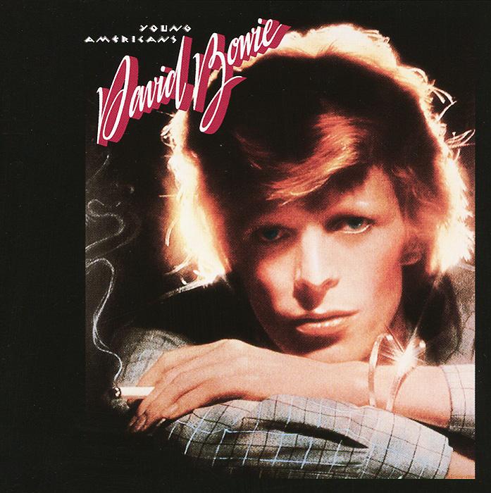 Дэвид Боуи David Bowie. Young Americans дэвид боуи david bowie the best of 1980 1987 cd dvd