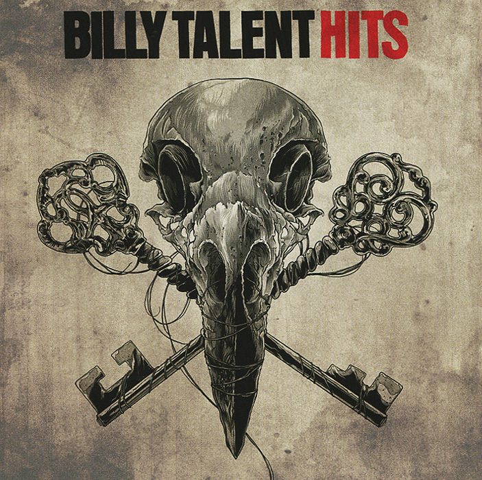 Билли Тэлент Billy Talent. Hits (CD + DVD) toe toronto