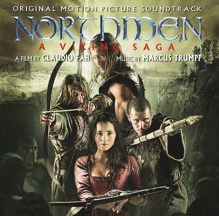 Marcus Trumpp. Northmen: A Viking Saga. The Original Motion Picture Soundtrack hans zimmer the thin red line original motion picture soundtrack