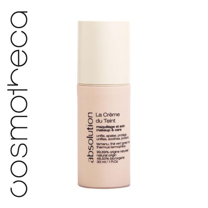 Absolution Крем для лица La Creme du Teint, выравнивающий тон кожи, 30 мл vichy тональный флюид teint ideal тон 25 30 мл