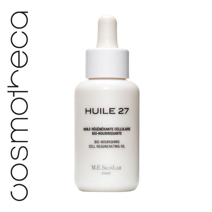 Cosmetics 27 Био-питательное масло Huile 27 для лица, волос и тела, восстанавливающее, 50 млCM27009Особая формула масла Huile 27 – это смесь 7 натуральных растительных масел. В его состав входят такие эксклюзивные ингредиенты, как экстракт центеллы азиатской – ведущего ингредиента средств Cosmetics 27. Входящие в состав масла элементы были тщательно отобраны, а их дозировка строго выверена. Таким образом,масло комплексно воздействует накожу, давая видимые результаты. В итоге достигается не только заметный, но действительно поразительный результат. Масло питает, смягчает и в буквальном смысле обновляет кожу. Мягкая и интенсивно увлажненная, она вновь засияет красотой и здоровьем. Вы можете варьировать дозировку средства в зависимости от вашего желания и состояния кожи.Масло Huile 27 является прекрасной защитой от агрессивного климата, способного навредить нежной коже. Вы можете наносить масло на лицо, тело и даже на волосы. Благодаря своей текстуре легко ложится на кожу. При использовании на кончиках волос масло оказывает укрепляющее действие и возвращает волосам блеск. Huile 27 обладает антивозрастным эффектом, питает, смягчает, восстанавливает и защищает кожу. Масло поставляет в кожу важнейшиепитательные вещества, помогая ей выполнять основные функции иобновляя клетки эпидермиса. Помимо питания и смягчения кожи масло также выполняет две немаловажные функции:способствует регенерации кожного покрова (жирные кислоты Омега-6 и Омега-3) и защищает кожу благодаря входящим в его состав антиоксидантам (Витамин Е). Характеристики:Объем: 50 мл. Артикул: CM27009. Производитель: Франция. Товар сертифицирован.