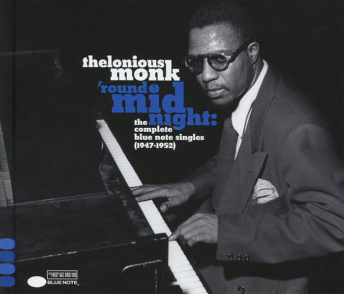 Телониус Монк Thelonious Monk. Round Midnight. The Complete Blue Note Singles (1947-1952) (2 CD) thelonious monk thelonious monk misterioso 180 gr