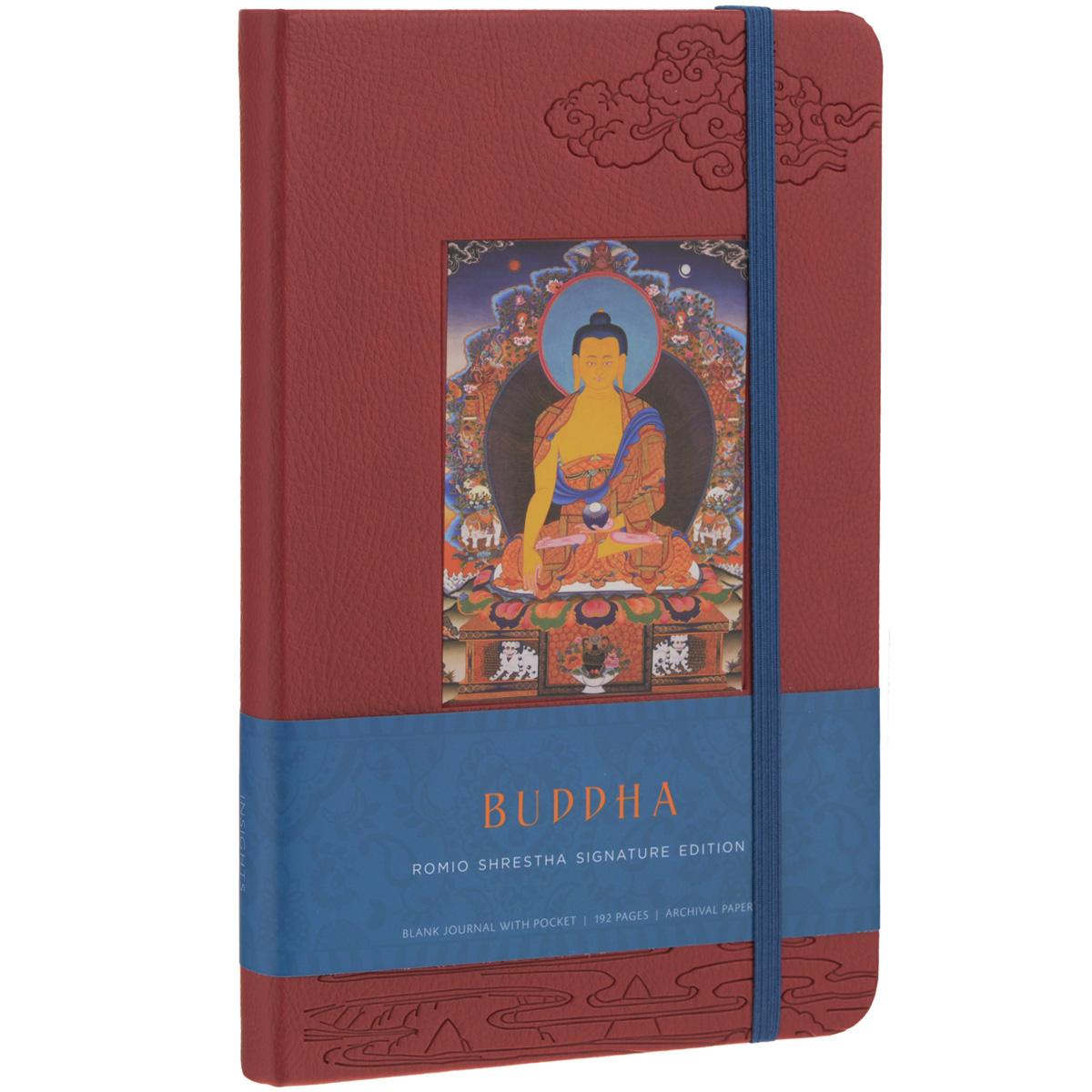 Buddha Blank Journal
