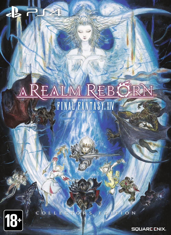 Final Fantasy XIV: A Realm Reborn. Collector's Edition (PS4), Square Enix