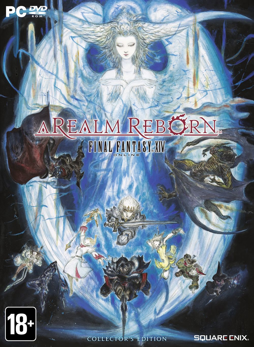Final Fantasy XIV: A Realm Reborn. Collector's Edition, Square Enix