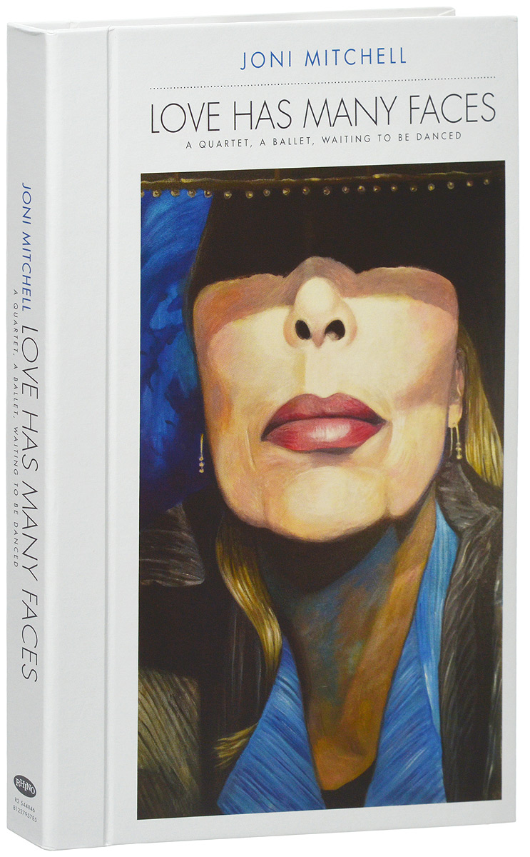 Джони Митчелл Joni Mitchell. Love Has Many Faces. A Quartet, A Ballet, Waiting To Be Danced (4 CD) tor cd 300 a 30 м