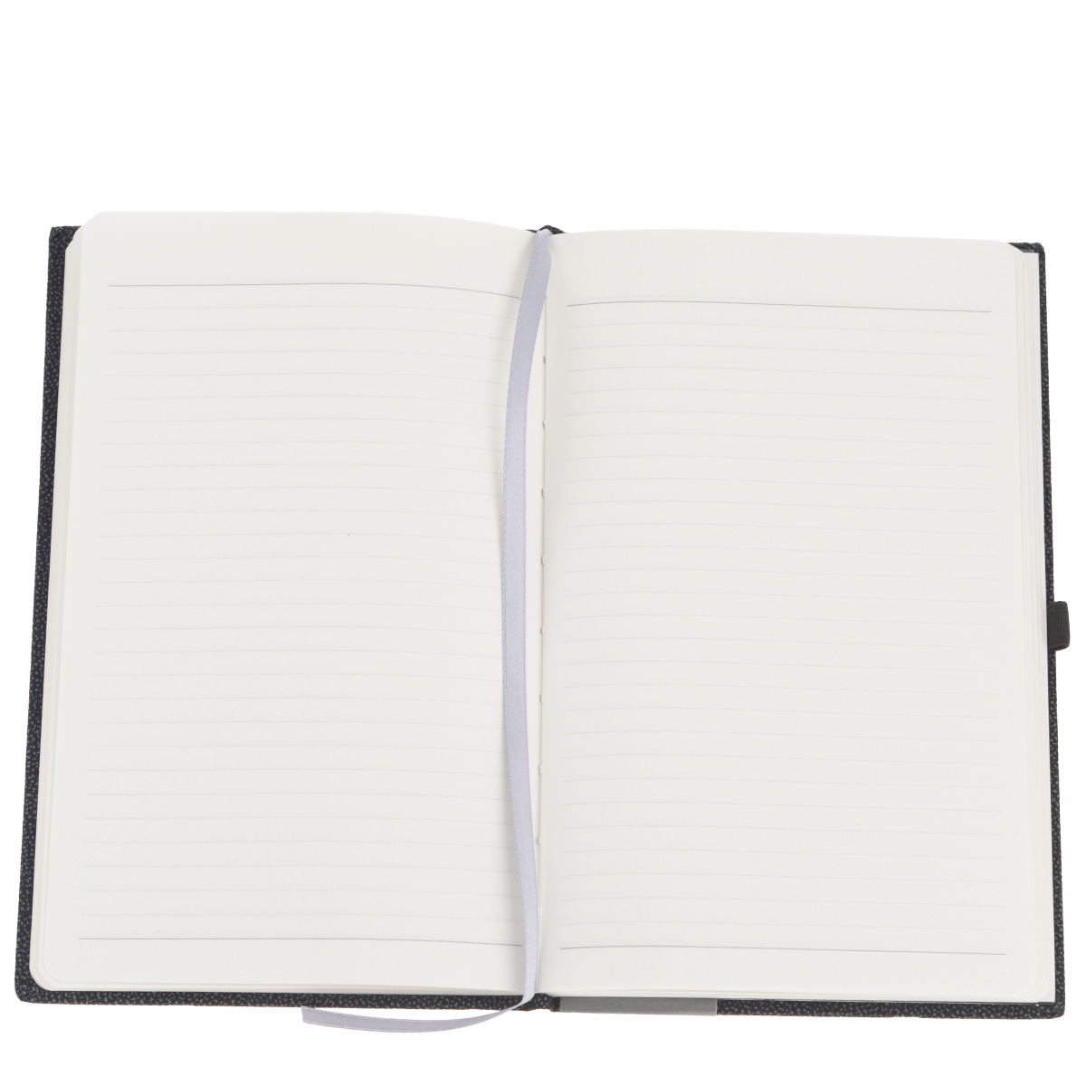 "Записная книжка Erich Krause ""Tann"", цвет: черный, 96 листов"