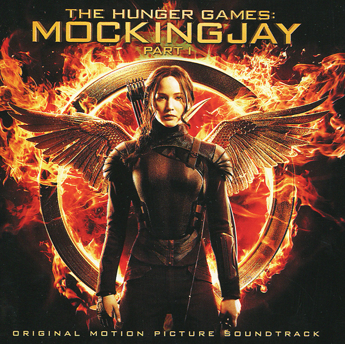 Stromae,Lorde,Pusha T,Chvrches,Tove Lo,Charli XCX,Саймон Ле Бон,Ариана Гранде,Bat For Lashes The Hunger Games. Mockingjay - Part 1. Original Motion Picture Soundtrack northwest sinfonia рэнди миллер the soong sisters original motion picture soundtrack