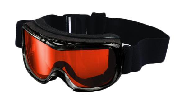 Очки горнолыжные Sky Monkey, цвет: черный. JR11 ORJR11 ORСпортивные горнолыжные очки Vcan надежно защитят Ваши глаза во время катания на лыжах или сноуборде.Двойные линзы выполнены из противоударного поликарбоната для большей защиты глаз. Отличительная особенность поликарбоната - самая высокая устойчивость к ударным нагрузкам. Очки с поликарбонатными линзами наиболее травмобезопасны. Оранжевые тонированные линзы обеспечивают 100% защиту от ультрафиолетовых лучей (UV400). Противотуманное покрытие на внутренней стороне линз предотвращает запотевание оптики. Характеристики:Материал: поликарбонат, пластик. Размеры упаковки: 17,5 см х 8,5 см х 9 см.