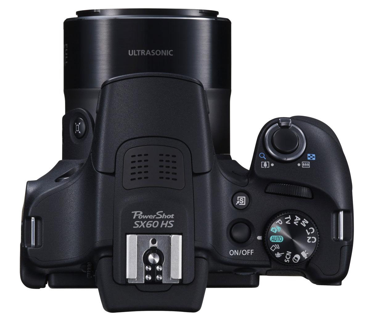 Canon PowerShot SX60 HSцифровая фотокамера Canon