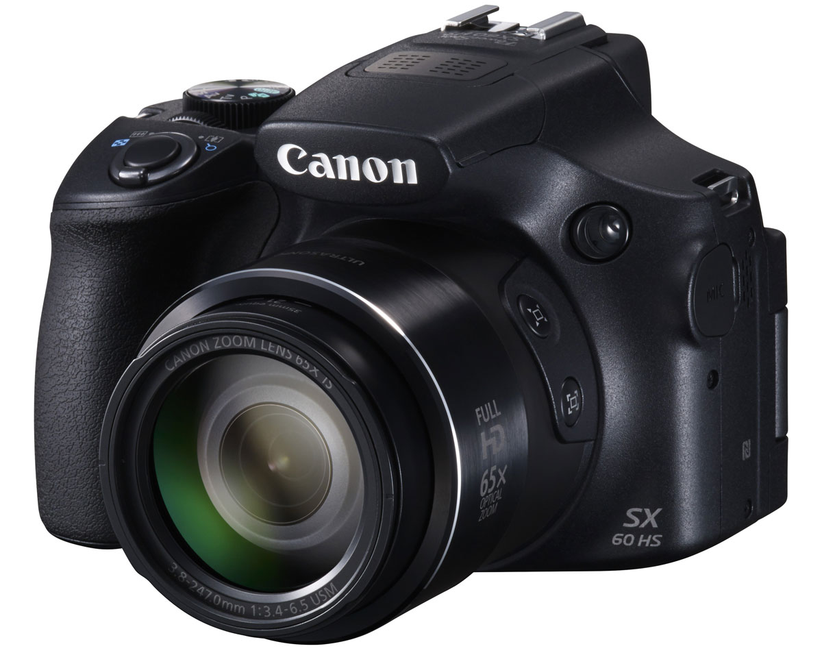 Canon PowerShot SX60 HS цифровая фотокамера canon powershot g9 x mark ii black цифровая фотокамера