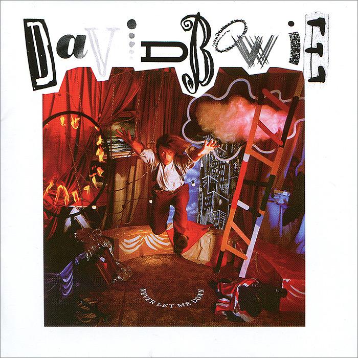 Дэвид Боуи David Bowie. Never Let Me Down цена 2017
