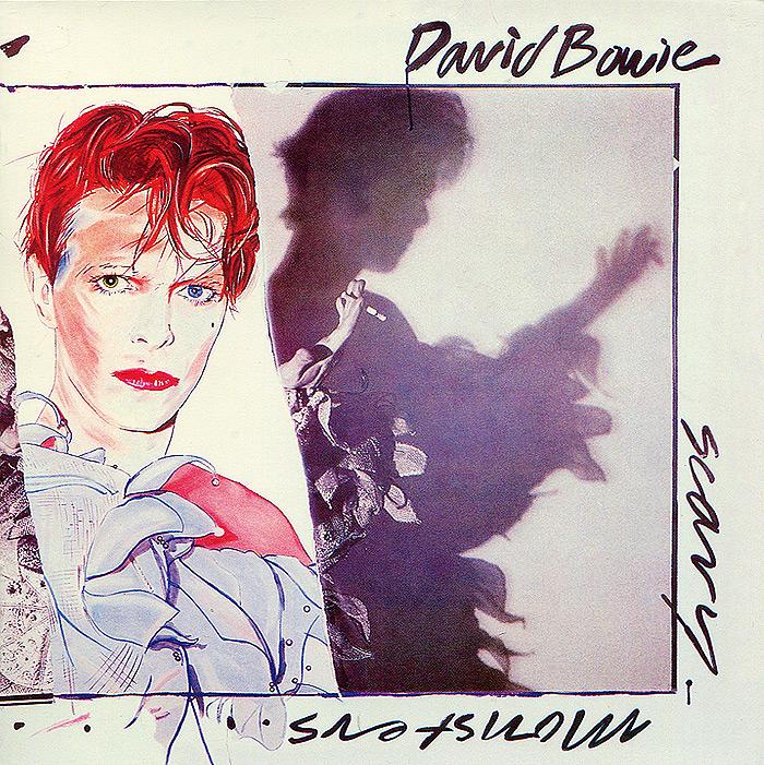 Дэвид Боуи David Bowie. Scary Monsters david pogue classical music for dummies