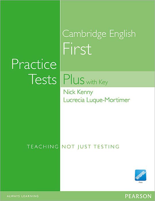Cambridge English: First Practice Tests Plus with Key (+ CD-ROM) pass cambridge bec higher self study practice tests with key cd