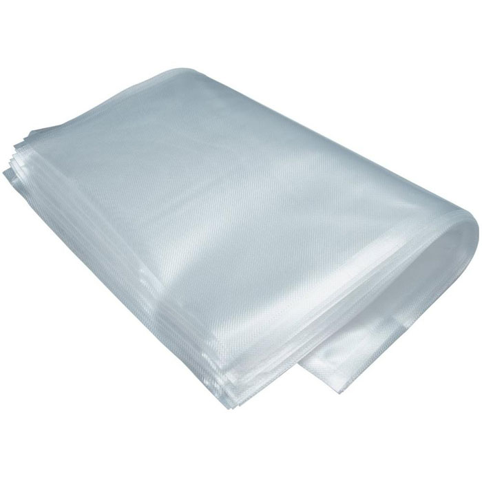 Rommelsbacher VBS 304 пакеты для вакуумного упаковщикаVBS 304Профессиональные пакеты для вакуумной упаковки Rommelsbacher VBS 304. Ребристая внутренняя поверхность обеспечивает оптимальное вакуумирование. Высокая прочность пакета и сварного шва допускает кипячение и использование в СВЧ печи. Эти пакеты также идеально подходят для упаковки продуктов при приготовлении по технологии Sous-Vide.Размер: 30 x 40 смМатериал: пищевые полимеры