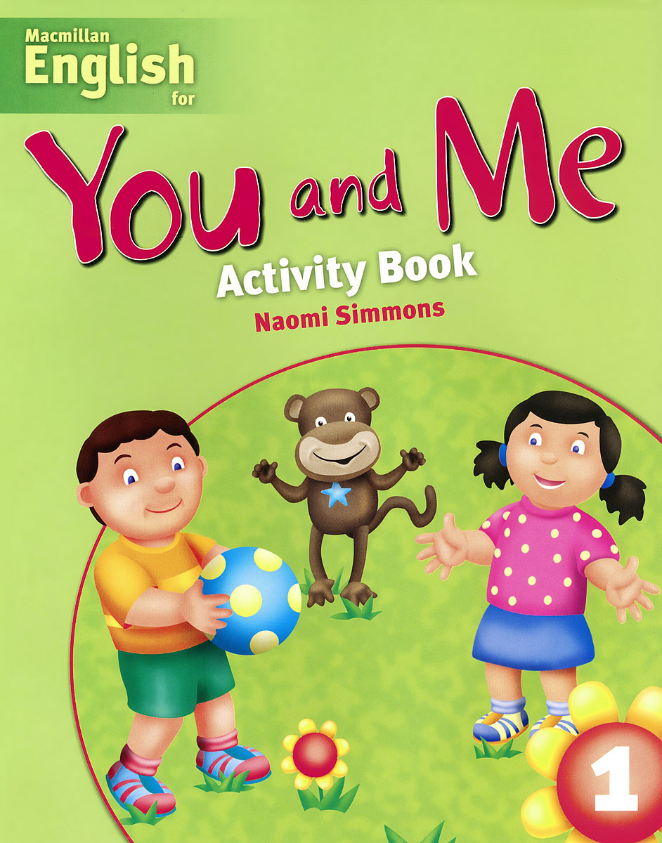 Macmillan English for You and Me: Level 1: Activity book draw it london activity book