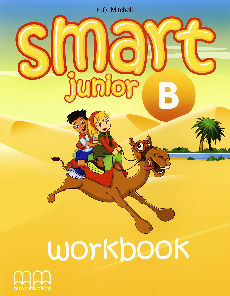 Smart Junior: Level 4 (+ CD) smart junior level 4 cd