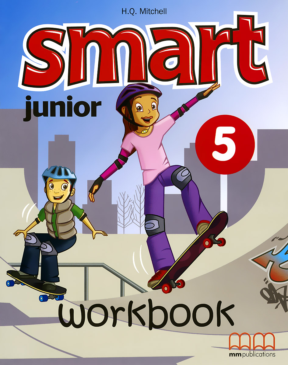 Smart Junior 5: Workbook (+ CD-ROM) laser a2 workbook with key cd rom