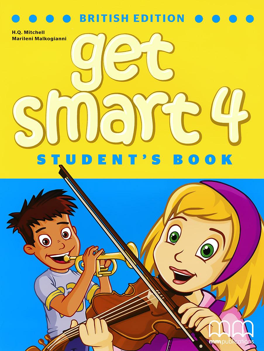 Get Smart 4: Student Book get smart 4 student book