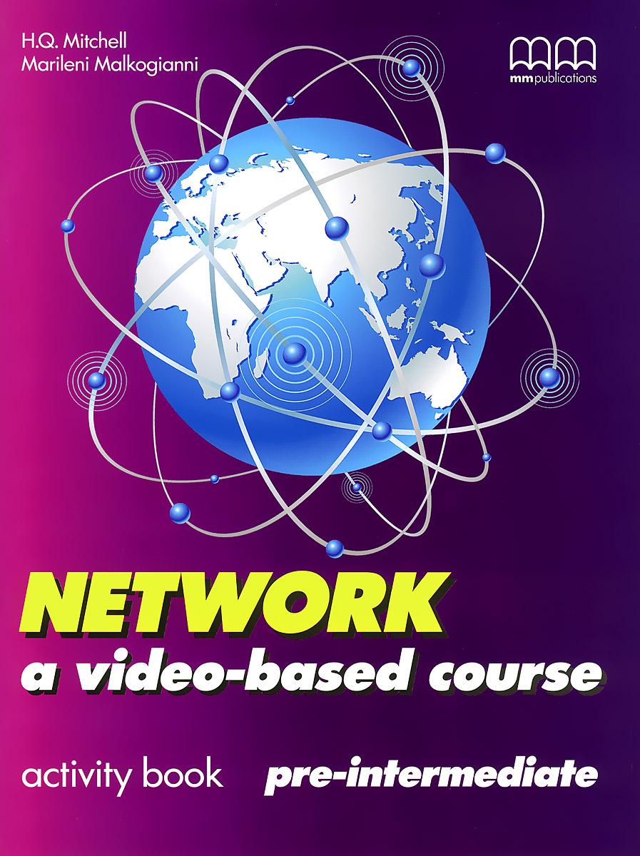 Network: Pre-intermediate: A Video-based Course evans v dooley j enterprise plus grammar pre intermediate