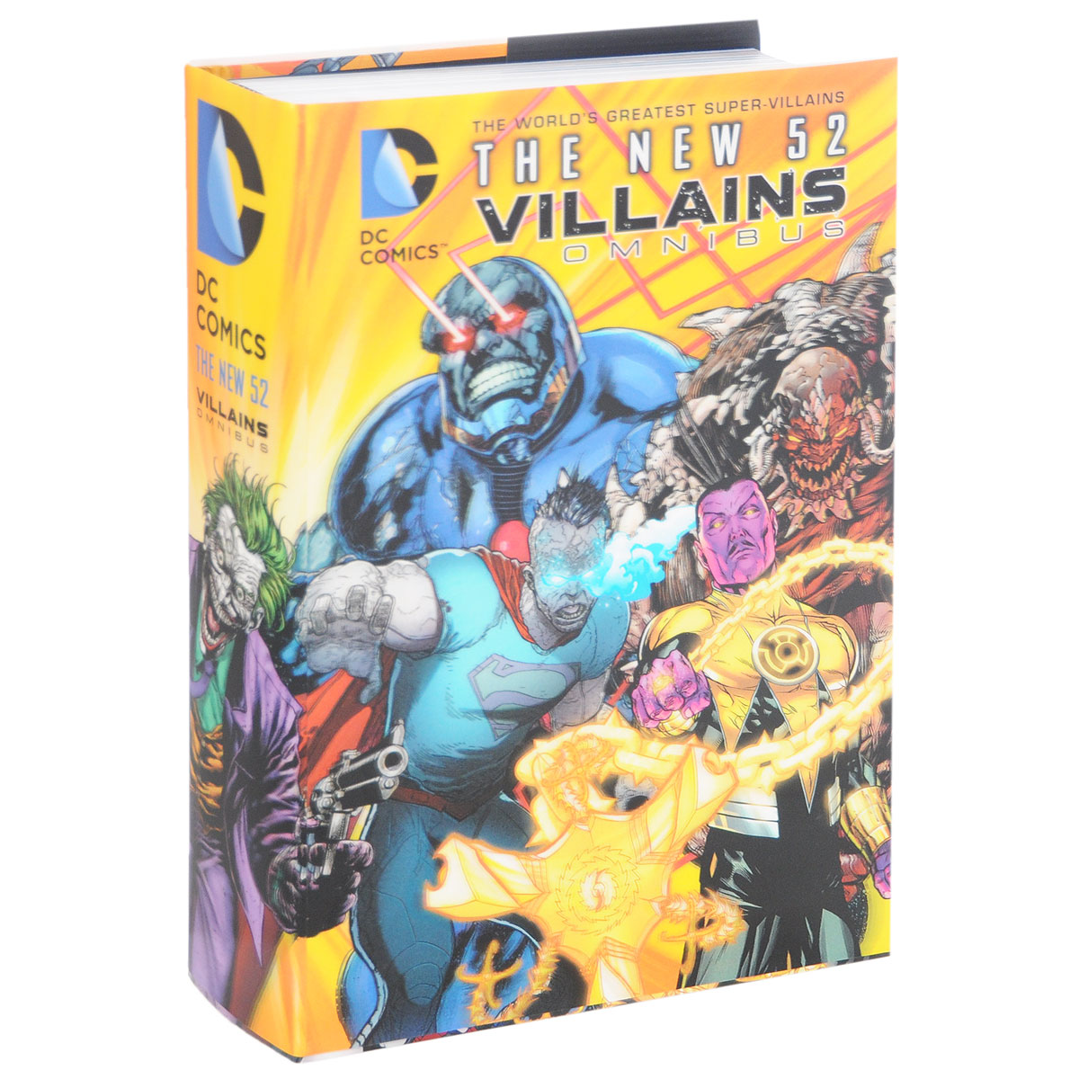 Villains Omnibus batman detective comics vol 3 emperor penguin the new 52