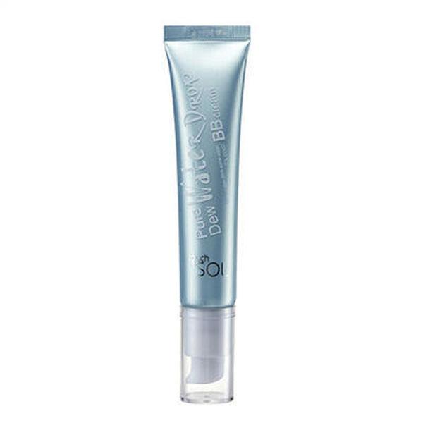 Touch In Sol ВВ-крем для лица Pure Dew, увлажняющий, 35 млУТ000000485Мультифункциональный BB крем Touch In Sol Pure Dew с микрокапсулами воды максимально насыщает кожу влагой. Безопасно для нанесения на чувствительную и проблемную кожу. Запатентованная водоотталкивающая формула поддерживает макияж в первоначальном виде в течение всего дня. Содержит уникальный натуральный 3D увлажнитель - комплекс Tara - цезальпиния колючая.Способ применения:нанести необходимое количество ВВ крема на лицо и промокнуть салфеткой, чтобы устранить излишки. Характеристики:Объем: 35 мл. Товар сертифицирован.Состав: Вода, циклопентаксилоксан, диоксид титана, глицерин, бултилен гликоль, гексил лаурат, PEG 10 диметикон/винил демитикон кроссполимер, демитикон, triethoxycaprylylsilane, хлорид натрия, экстракт цветов ромашки римской, экстракт лаванды, экстракт листьев камелии.