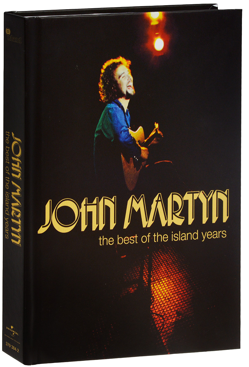 Джон Мартин John Martyn. The Best Of The Island Years (4 CD) стинг sting the best of 25 years 2 cd