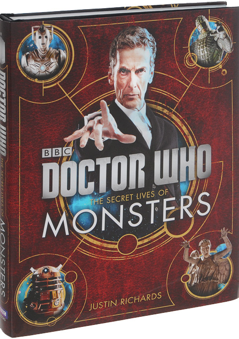 Doctor Who: The Secret Lives of Monsters emmett cox retail analytics the secret weapon