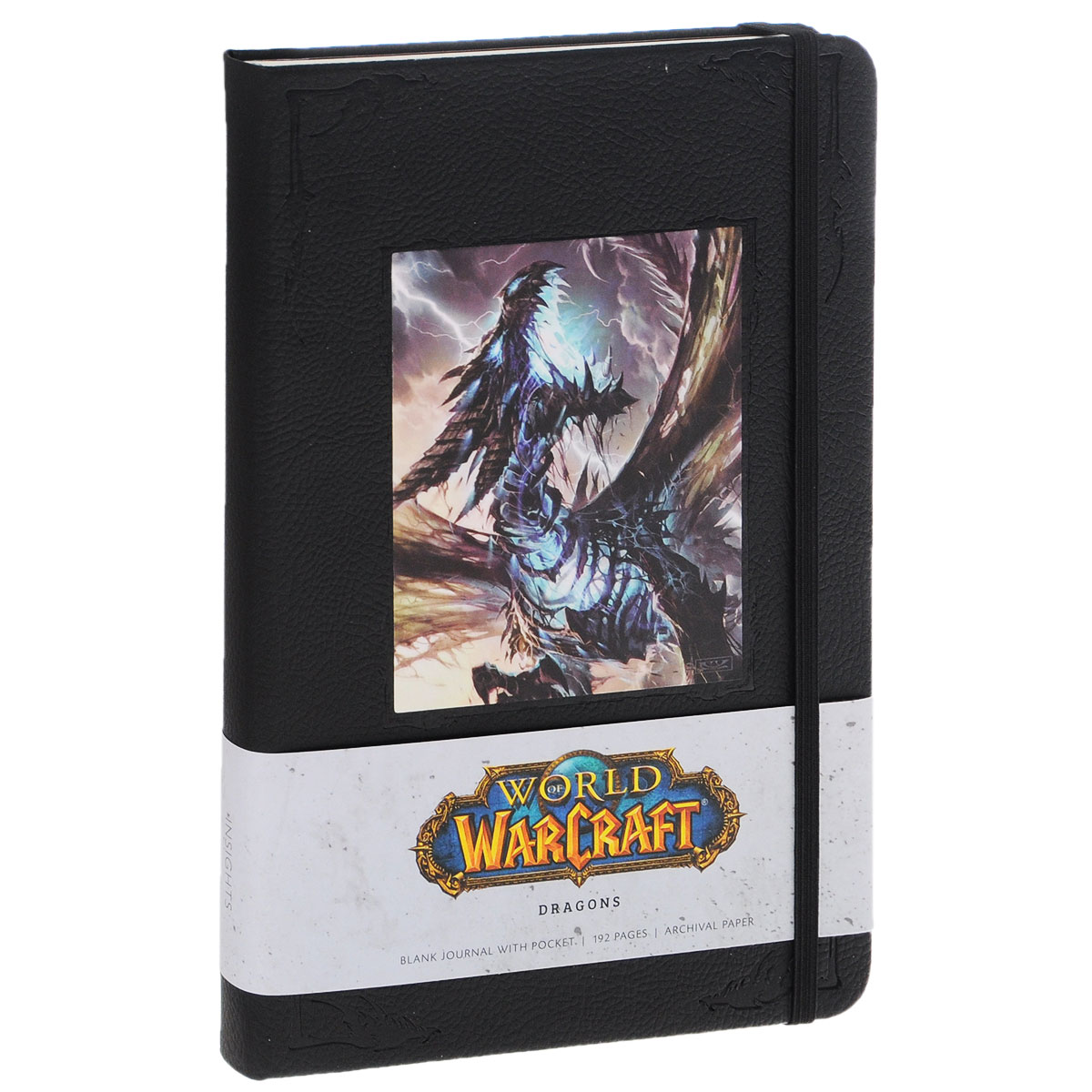 World of Warcraft Dragons Blank Journal this globalizing world