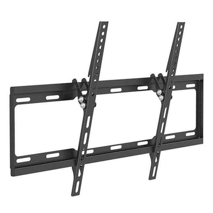 Arm Media Steel-2, Black кронштейн для ТВ252030Arm Media Steel-2 - наклонный настенный кронштейн для LCD/LED телевизоров и плазменных панелей с диагональю 26 - 70дюймов и весом до 40 кг.