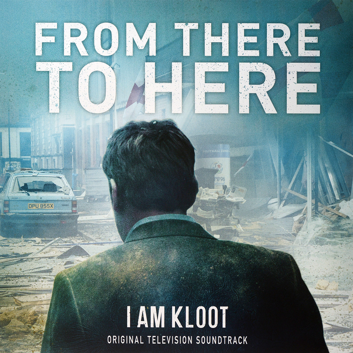 I Am Kloot I Am Kloot. From There To Here (LP) закладка для книг i am here 26144